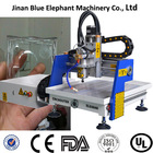 ELE-4040 cnc router machine price /cheap cnc wood carving machine with YAKO driver