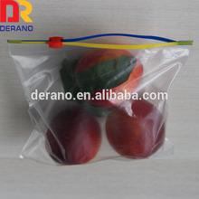 Wholesale LDPE Eco Friendly Slide Zip Lock Plastic Bag