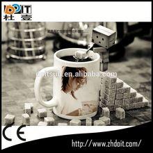 sublimation Customize mug office dishwareer safe photo cup