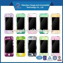 Mobile phone non slip sticker, phone back sticker, mobile phone sticker