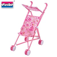 Feili toy market in shantou kid toy made in china doll carriage prams