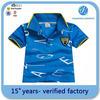 Custom kids polo t shirts/ kids polo shirts wholesale/ children polo shirts