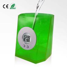 promotional desk waterproof digital clock winner