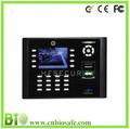 جي بي آر إس/ بيو متري طابعة بطاقات تسجيل دوام بصمات الأصابع مع نظام الرواتب( iclock680)