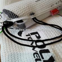Microfiber Printed Golf Towel (Portable mesh bags)