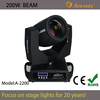 200W 5R Sharpy Beam Moving Head Light