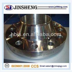 2014 hot sale flange cs flange en1092-1 type 11 welding neck flange