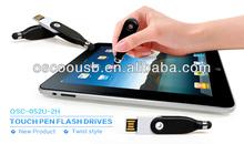 Bulk Plastic USB Flash Drive , Gift USB , Customize USB logo .