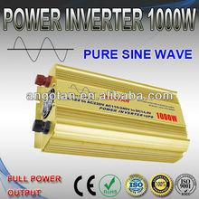 Hot Sale 1000W power inverter DC 12/24 pure sine wave