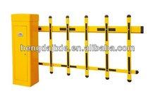 Auto - Colsing doble barra de seguridad puerta de la barrera electrónico del Motor barrera para puerta