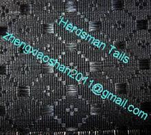 Handmade upholstery horse hair fabric