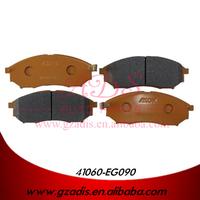 FUGA/Y50 MANUFACTURER BRAKE PAD FOR NISSAN CARS OEM:41060-EG090