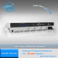 SPTS MPTS 4in1 SDI MPEG2 Encoder JXDH-6202