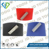 Diamond abrasive sanding block for concrete stone