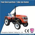 Comércio 100% garantia garantia de pagamento trator de pneus para venda utilizado na exploração agrícola, 22 hp