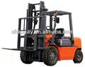 Chine meilleure vente vmax 4.5t pièces de moteur toyota chariot élévateur