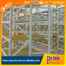 steel storage and display goods shelves rack