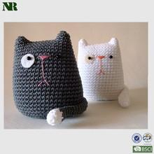 Wholesale Knit Toy Custom Crochet Cats