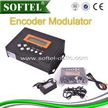 HDMI/RF/USB input or output to DVB-T/C Encoder Modulator,MPEG2 & MPEG4 AVC/H.264 encoding