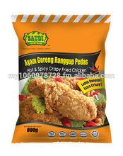 Hot & Spicy Fried Chicken