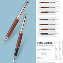 LEATHER WRAPPED PEN, METAL PEN FOR PROMOTIONAL ,GIFT PEN RP-1009