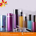 acrílico sin aire de la bomba de asia cosméticos botella de plástico con dispensador de bomba de embalaje