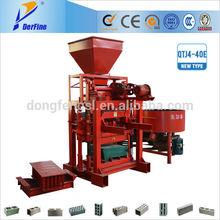 qtj4-40 brick cement blocks making machine, brick manufacturing machine