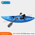 Nuevo kayak de mar, sentarse en kayak superior