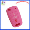 Colorful Fashion Many Designs Silicone Car Remote Control Case For Kia K3,Custom Different Silicone Car Key Cover