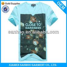 Comfortable Work Tshirts Good Quality Custom Company Logo Home Washable