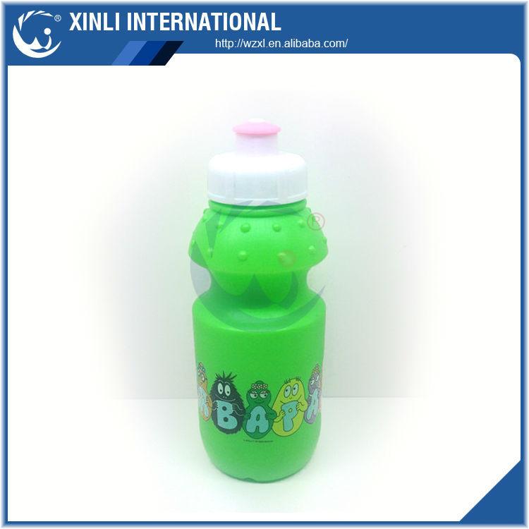 Cartoon Plastic Water Bottle Plastic Water Bottle Factory