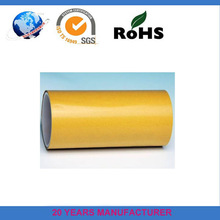 China Manufacturer Double Sided PET/Polyester Tape