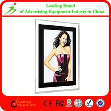 Customize Acrylic Sign Board Craft Led Tracing Light Box