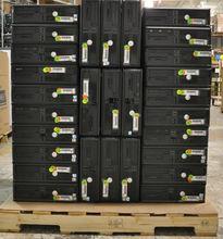 538x Desktop & Tower computers (10X pallets). Bulk wholesale pc container loads