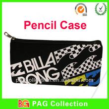 Hot Selling neoprene pencile case/neoprene tote bag/neoprene pencil case bag