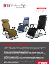 Newest Bag Armrest Customized Folding Leisure Chair (FH-RT0443)