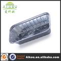 Clássico alumínio bandeja do almoço para churrasco grelhar