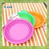 Fda Food Grade Collapsible Silicone Pet Bowl/dog Travel Bowl