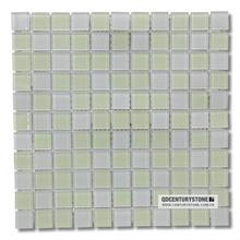 New Design Luminous Small Mosaic Glass Glow In the Dark Mosaic Tile