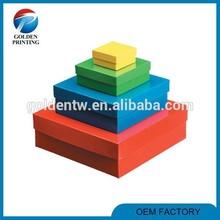 Popular high quality packaging design custom box packaging