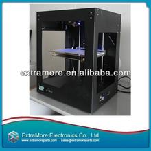 modello in plastica abs maker metallico della stampante 3d per le vendite