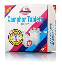 1/4OZ WALRUS brand moth ball/camphor tablet