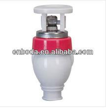 hot boiling bottle water faucet tap