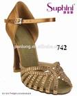 Rhinestone Dance Shoes, New Model Women Sandals 742
