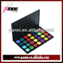 New romantic color eyeshadow glitter eye shadow powder palette