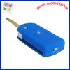 Nice blue new design promotion for mazda silicone custom car key case