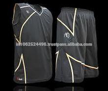 Cheap reversible basketball uniforms