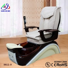 2014 Hot sale newest pedicure chairs supply/pedicure chair wholesale/lexor pedicure spa chair KM-S812