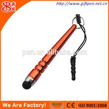 The baseball shape stylus pen for promotion
