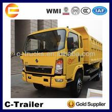 4X2 dump truck 15 ton truck for sale